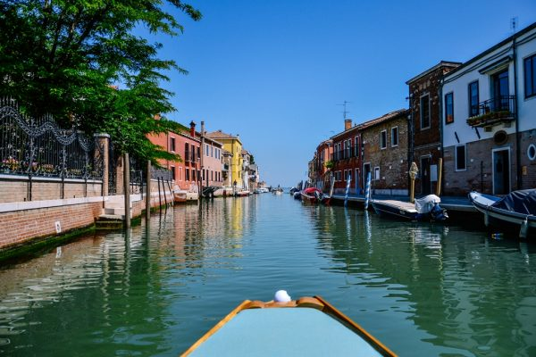 The Venice Lagoon Adventure