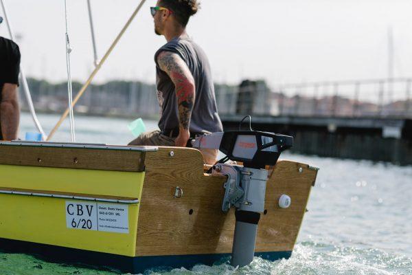 Electric Boat Venice