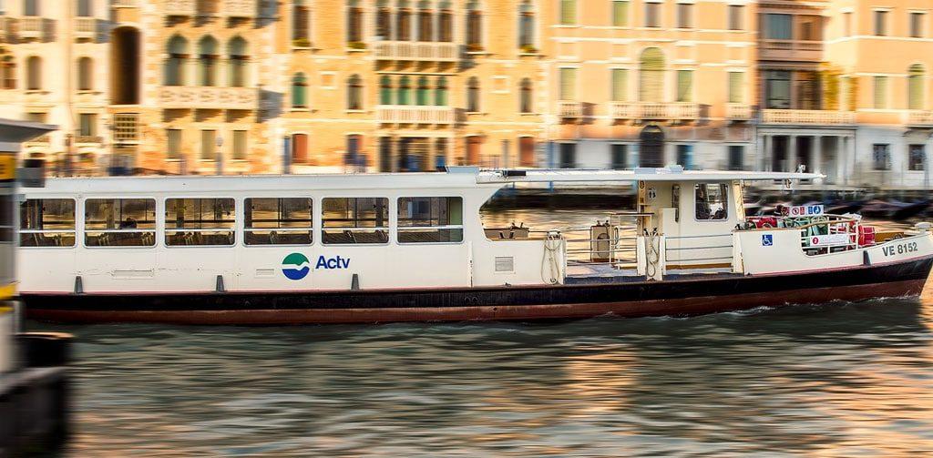 How to Buy Waterbus/Vaporetto Tickets in Venice/Venezia