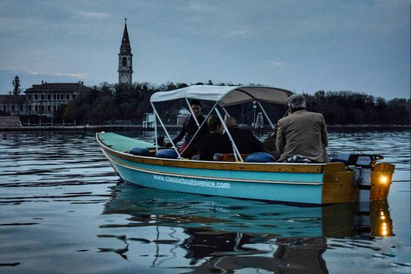 Poveglia Island Boat Tour
