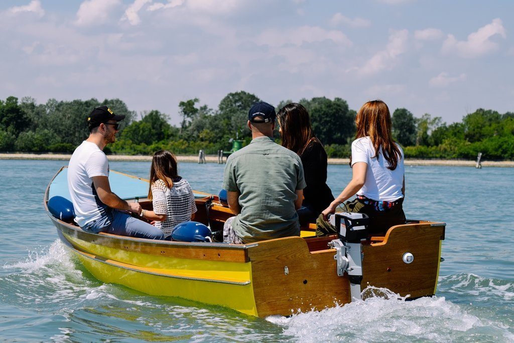 An Early Bird Reservation Special for Visitors coming to Venice