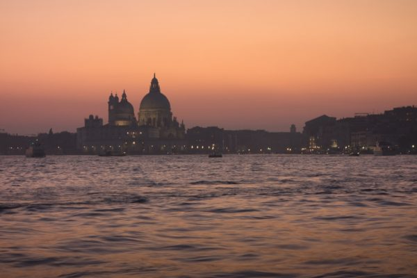 Sunset Boat Tour of Venice