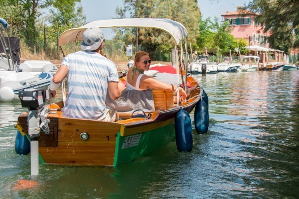Eletric Boat Tour in Torcello